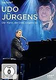 DVD & Blu-ray - Udo J�rgens - Der Mann, der Udo J�rgens ist [DVD]