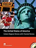 img - for Macmillan Cultural Readers: The United States of America with CD Pre-intermediate Level: Pre-intermediate book / textbook / text book