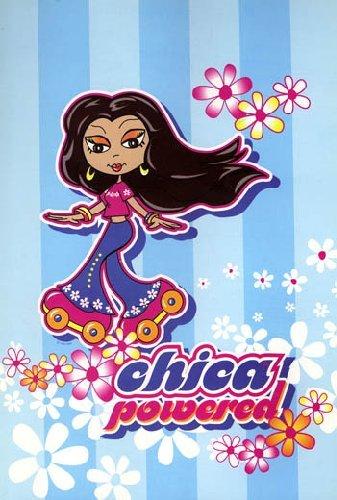 Chica Power Blue Mink Blanket front-499315