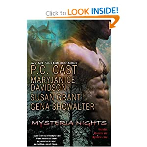 Mysteria Nights by P. C. Cast, MaryJanice Davidson, Susan Grant and Gena Showalter
