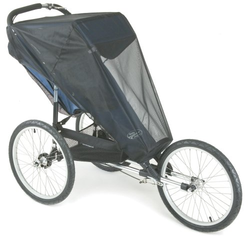 Baby Jogger Q Triple Mesh Canopy (Discontinued by Manufacturer)