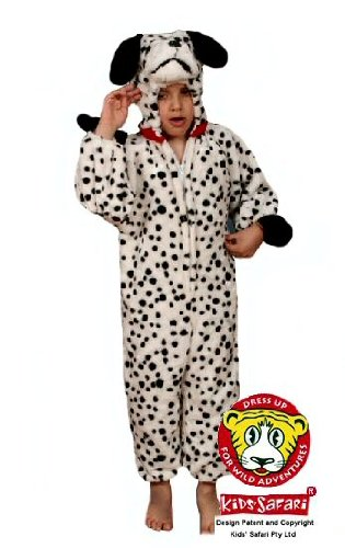 ArkMiPa Costumes FB-DALM-M Dalmation- Medium