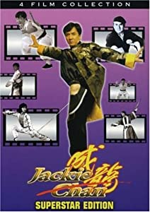 Jackie Chan 4 Film Collection [DVD] [2007] [Region 1] [US Import] [NTSC]