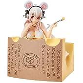 SUPER SONICO すーぱーそに子 マウスver. (1/7スケール PVC製塗装済完成品)