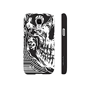 Samsung Galaxy S4 mini Skull 2 designer mobile hard shell case by Enthopia