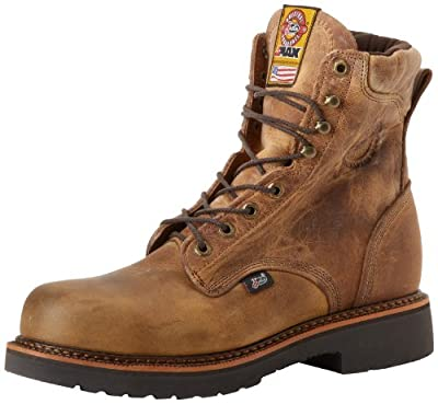Justin Original Work Boots Men's J-Max Steel Toe Work Boot