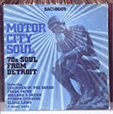 Motor City Soul: 70s Soul From Detroit