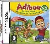 echange, troc Adibou 5-6 ans - Je joue avec les lettres et les nombres