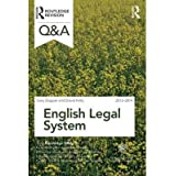 [ Q&A ENGLISH LEGAL SYSTEM BY KELLY, DAVID](AUTHOR)PAPERBACK
