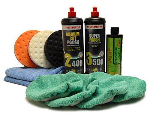 Menzerna Ceramic Show Car Finish Kit (Menzerna Paint Sealant compare prices)