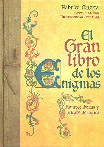 EL GRAN LIBRO DE LOS ENIGMAS