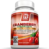 BRI-Nutrition-3x-Strength-12600mg-CranGel-Power-Plus-High-Potency-Maximum-Strength-Cranberry-SoftGel-Capsules-With-12600-Grams-Equivalent-of-Cranberries-Fortified-with-Vitamins-C-and-Natural-E-90-Soft