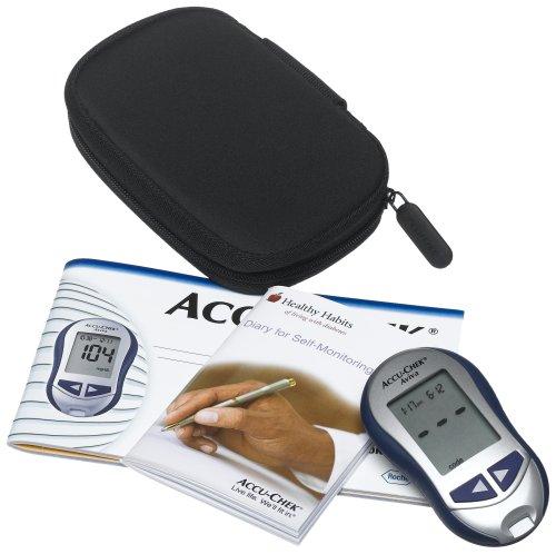 Cheap ACCU-CHEK Aviva Blood Glucose Meter (BIO04532279001)