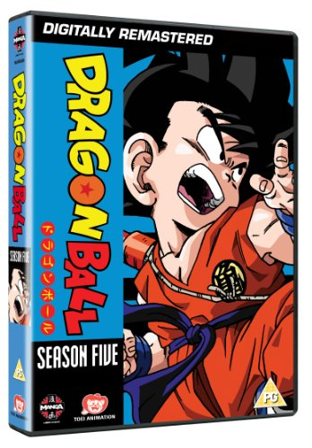 Dragon Ball Season 5 (Episodes 123-153) (Region 2) [DVD]