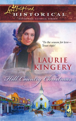 Image of Hill Country Christmas (Steeple Hill Love Inspired Historical #18)