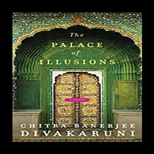 The Palace of Illusions Audiobook