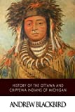 img - for By Andrew Blackbird - History of the Ottawa and Chippewa Indians of Michigan (2014-12-24) [Paperback] book / textbook / text book