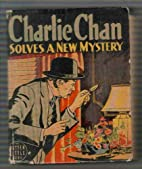 Charlie Chan Solves a New Mystery by Earl…