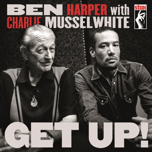 Ben Harper With Charlie Musselwhite-Get Up-CD-FLAC-2013-BOCKSCAR Download