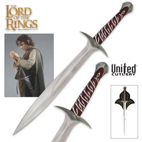 United Cutlery Uc1264 Lotr Sting - The Sword Of Frodo Baggins