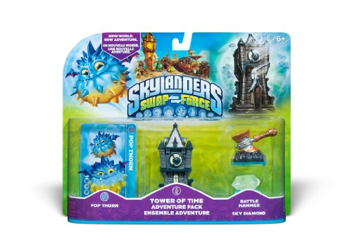 Skylanders SWAP Force Tower of Time Adventure Pack - 1