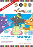 Spanish for Kids: La Fiesta de Fritzi (Fritzis Party)
