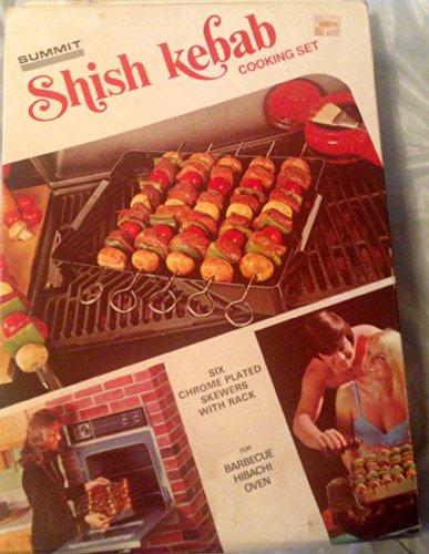 Summit Shish Kebab Cooking Set