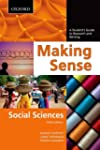 Making Sense in the Social Sciences:...