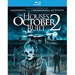 The Houses October Built 2 [Blu-ray]