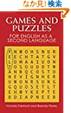 Games and Puzzles for English as a Second Language (Dover Language Guides)