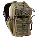 Maxpedition Sitka Gearslinger Backpack - Khaki / Foliage, 6lt