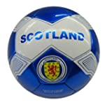 Scotland White Blue With Lion Country...