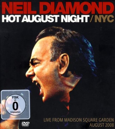 Neil Diamond - Hot August Night/NYC [DVD] [NTSC]
