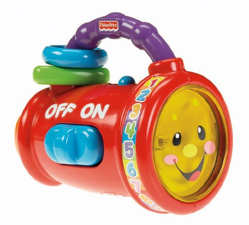 Fisher-Price Laugh and Learn Sing and Learn Light - 1