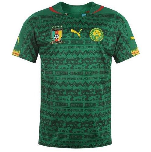 Maillot de Football Cameroun Officiel Coupe du Monde 2014 (l)<br />