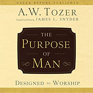 The Purpose of Man Audiobook