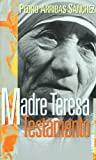 img - for Madre Teresa. Testamento (Bolsillo) (Spanish Edition) book / textbook / text book