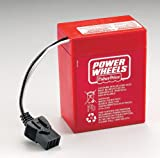 Power Wheels 6V Charger