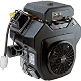 Kohler Command V-Twin OHV Horizontal Engine with Electric Start - 674cc, 1 1/8in. x 4in. Shaft, Model Number PA-CH620-3100 (Color: brown, Tamaño: 1)