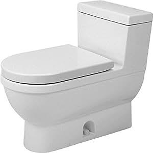 duravit 2120010001 toilet starck 3 1 piece. Black Bedroom Furniture Sets. Home Design Ideas