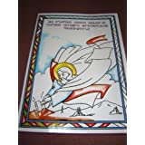 Armenian Church History for Children / 64 Pages Armenian - English - Turkish Trilingual Coloring book, with the story of the Armenian Church ~ Bible Society