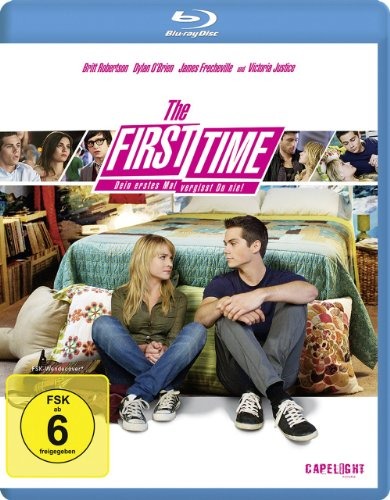 The First Time - Dein erstes Mal vergisst Du nie! [Blu-ray]
