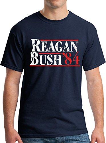 Reagan Bush 84 Republican