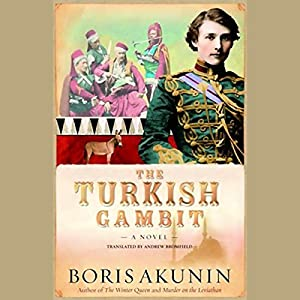 The Turkish Gambit Audiobook