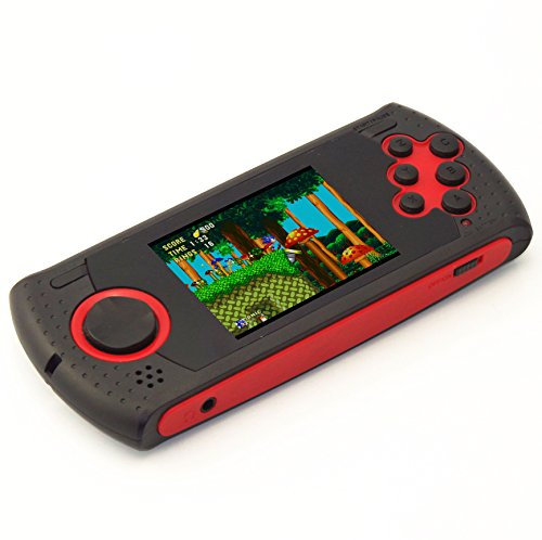 Hand Held Retro 16 Bit Sega Video Games Console. Features 20 classic Sega games.