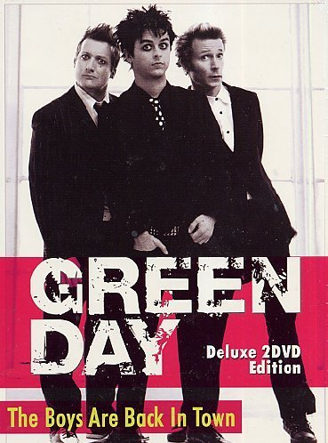 Green Day - The Boys Are Black In T. - Dvd