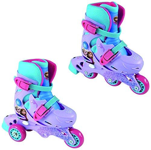 Disney Frozen Evolution 2 in 1 Tri to Inline Roller Skates - OFRO084