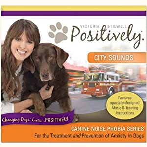 Canine Noise Phobia Series / City Sounds by BioAcoustic Research & Development