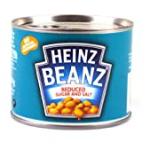 Heinz Reduced Sugar and Salt Baked Beans 400g