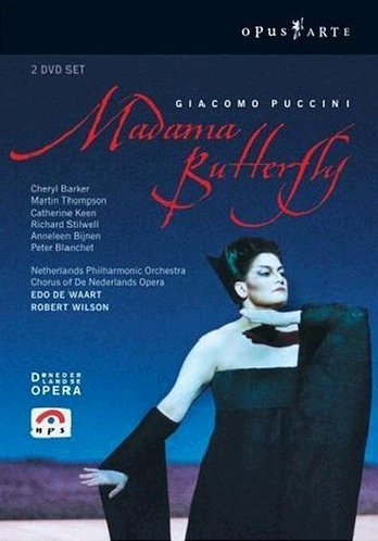 Puccini: Madama Butterfly  PAL [DVD]
